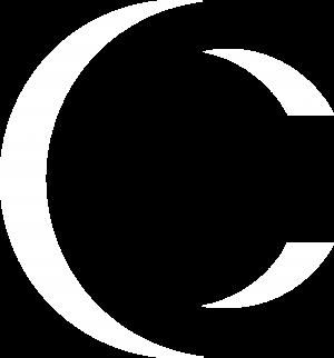 Carla symbol white